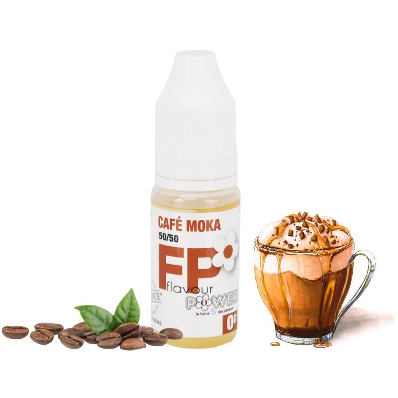 E-liquide café moka