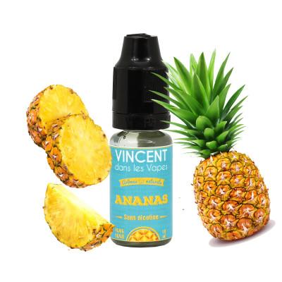 E-liquide ananas