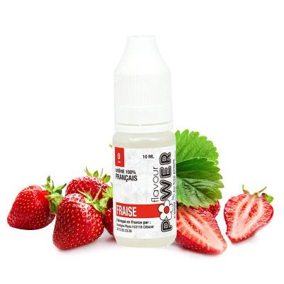 E-liquide fraise