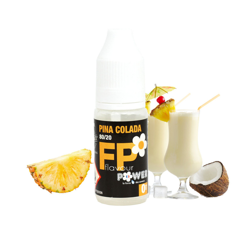 Pina Colada Flavour Power