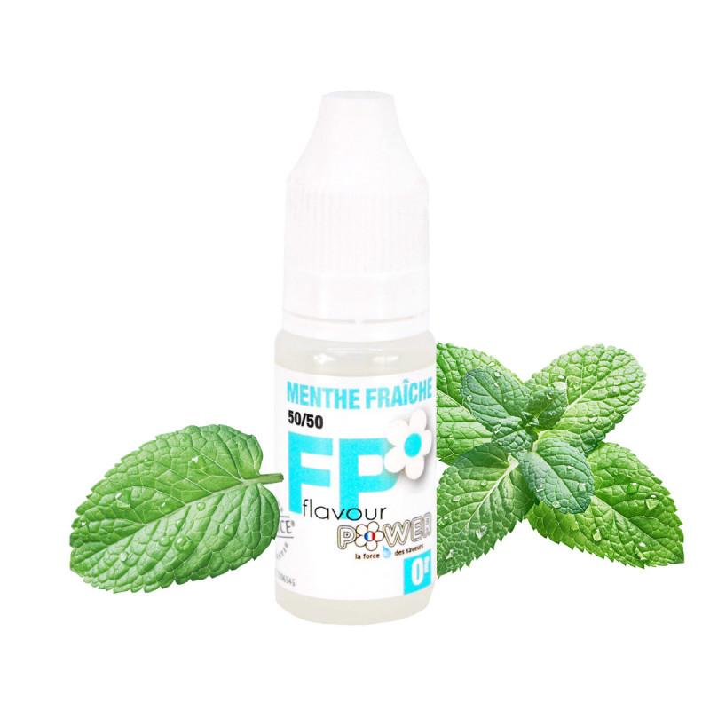 E-liquide Menthe Fraiche