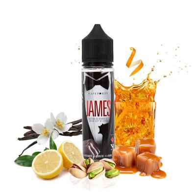 E-liquide vanille bourbon caramel