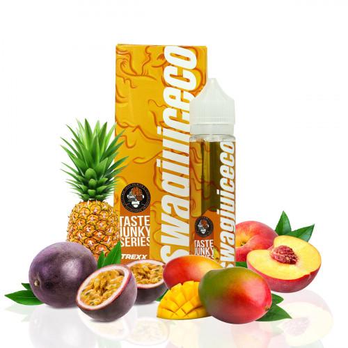 E-liquide fruit exotiques