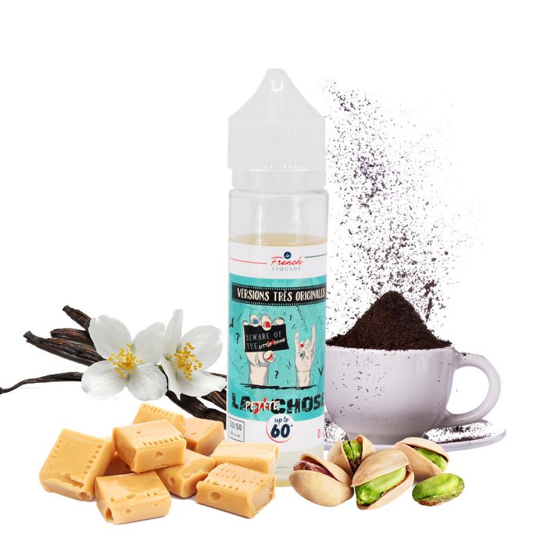 E-liquide caramel café vanille
