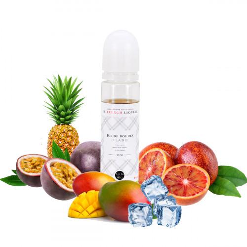 E-liquide ananas passion mangue exotiques