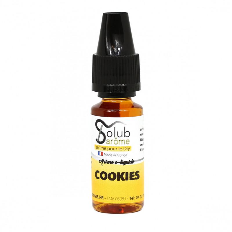 Arôme concentré Cookies d la marque française Solubarôme