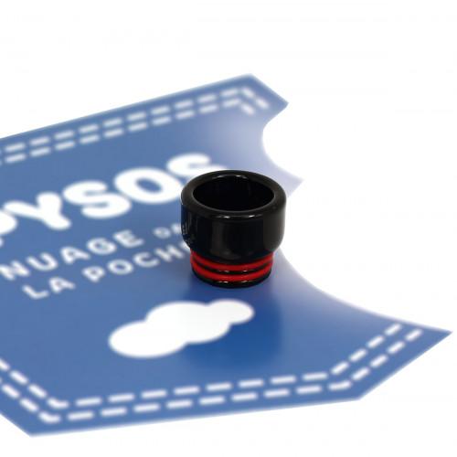 Drip tip VS073 - noir