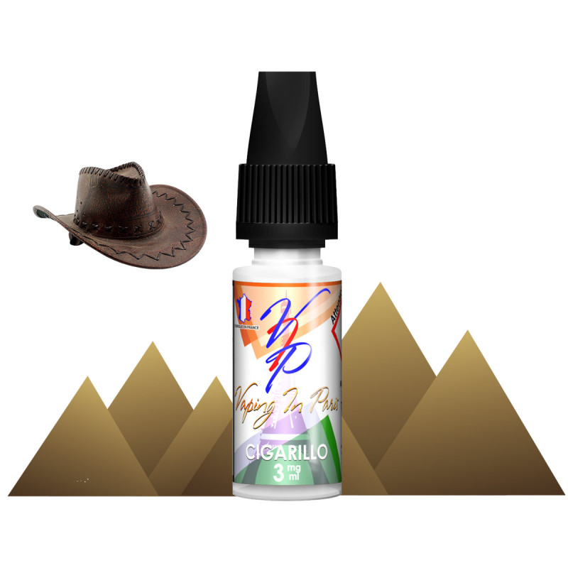 E-liquide Cigarillo 3ml