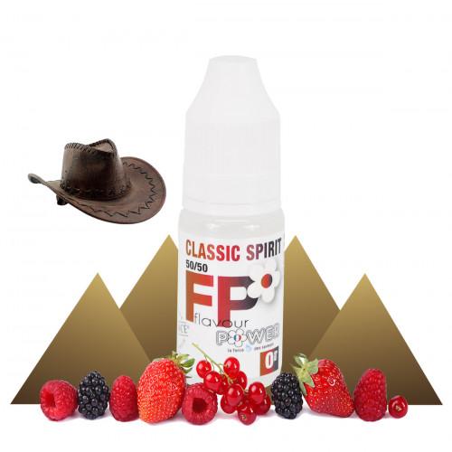 E-liquide classic spirit
