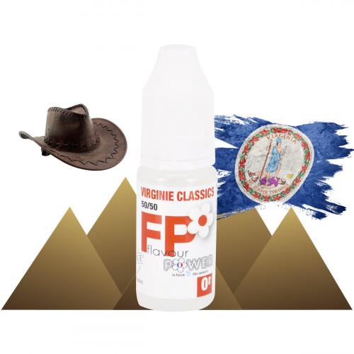 E-liquide  classic virginie