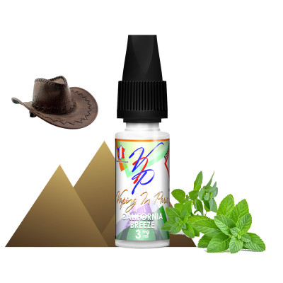 E-Liquide Classic menthol California