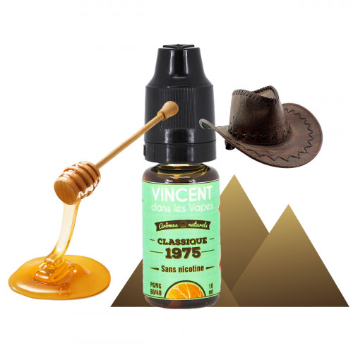 E-liquide classic miel 1975