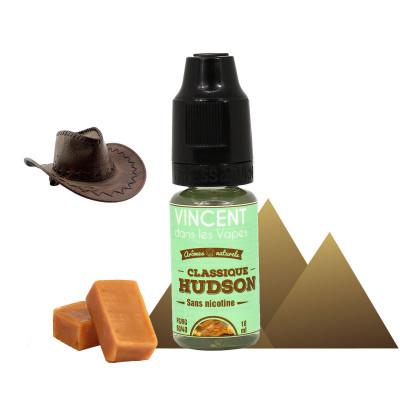 E-liquide classic caramel - Hudson