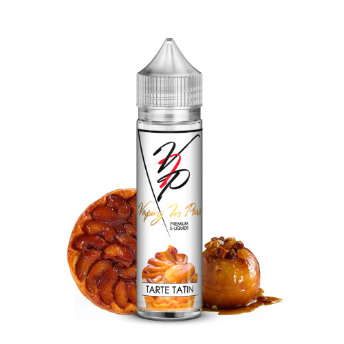 Tarte tatin e-liquide Vaping In Paris 40/50 ml