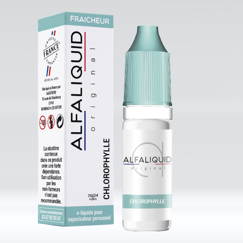 Alfaliquid Chlorophylle menthe
