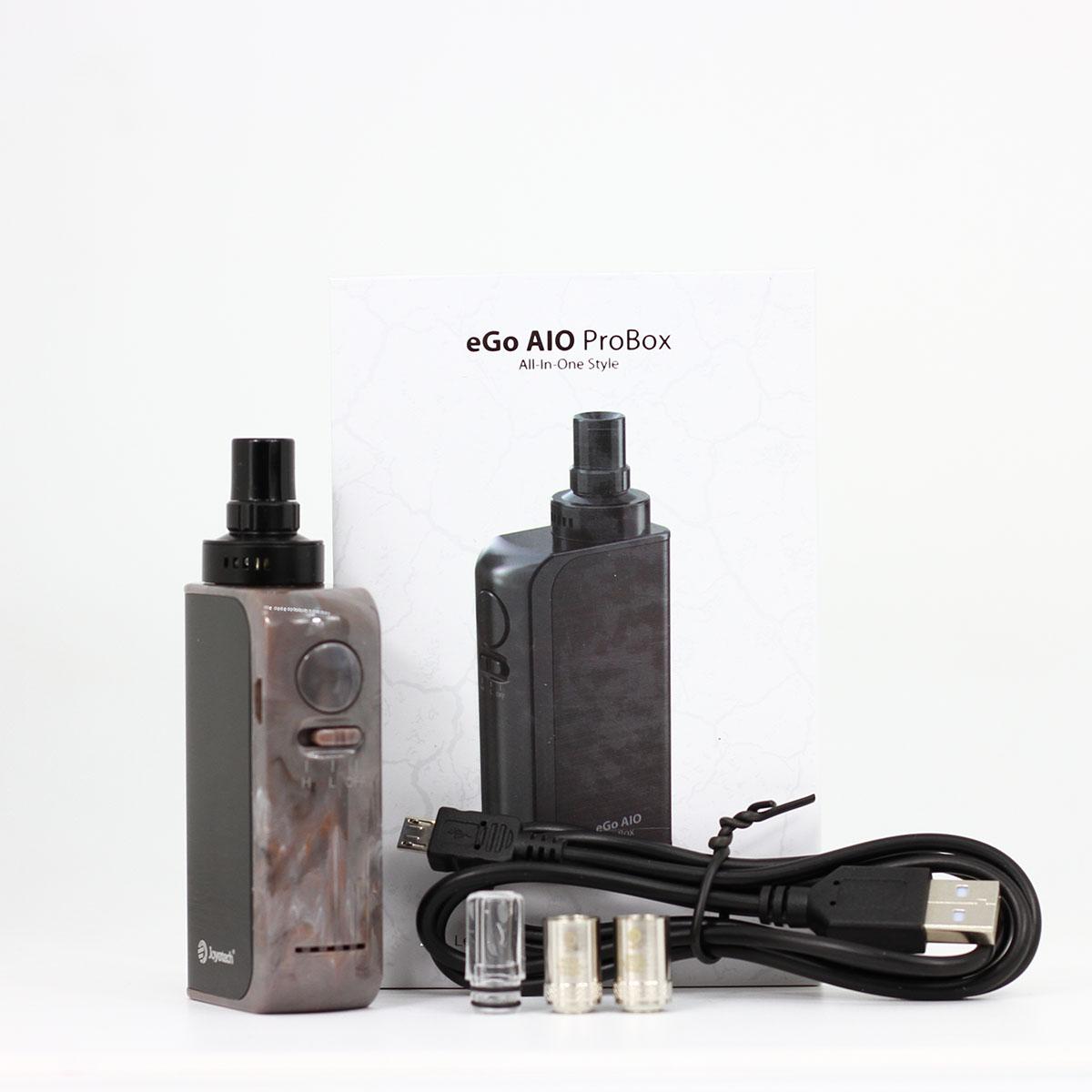 Samourai steam Kit box – Ego aio probox – Joyetech